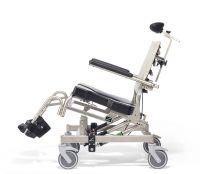 Raz-at600 Rehab Heavy Duty Tilt-in Space Shower Commode Chair