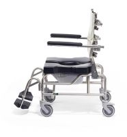 Raz Ap600 Heavy Duty Rehab Shower Commode Chair
