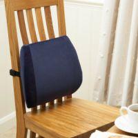 Lumbar Support Cushion With Contoured Design