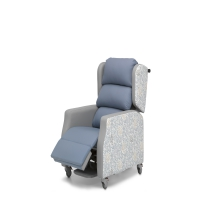Brooklyn Tilt in Space Porter Chair by Repose