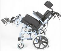 Aktiv X8 Tilt & Recline Folding wheelchair
