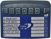 Care Call Pager System With Fall Detection Pack 2