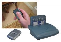 Care Call Pager System With Fall Detection