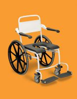 Linido Self Propelled Shower And Toilet Chair