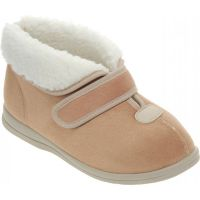 Cosyfeet Extra Roomy Ladies Slippers