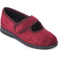 Cosyfeet Extra Roomy Fabric Women's Shoes