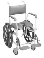 Aquadapt Self Propelled Shower And Toileting Chair