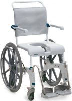 Aquatec Self Propelled Shower-commode Chair