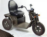 Tramper Tws 3-wheel Scooter