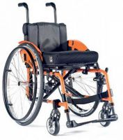 Quickie Life Ft Folding Wheelchair