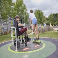 Inclusive Roundabout