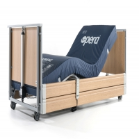 Opera Eco Low Profiling Bed