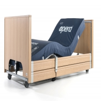 Opera Classic Low Profiling Bed