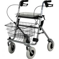 Safety Walker 4 Wheel Rollator