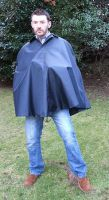 Mister Antony Accordion Cape