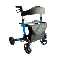 X Cruise Folding Lightweight Compact Rollator