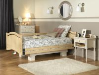 Altera 902 Height Adjustable Profiling Bed
