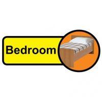 Long Bedroom Sign