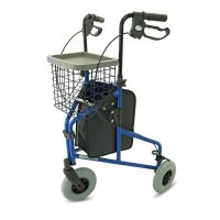 Folding Alloy Tri-walker