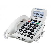 Cl555 Amplified Big Button Telephone With Answering Machine