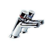 Inta Adjustable Flow Non Concussive Basin Taps