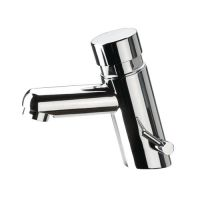 Commercial Series Temperature Adjustable Timed Flow Basin Mixer