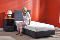 High-low Low Profiling Bed