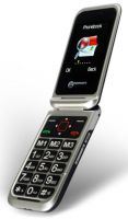 Cl8500 Amplified Clamshell Mobile Phone