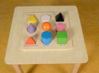 Shape Teaching Set