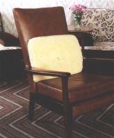 Sheepskin Lumbar Cushion