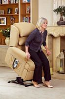 Windsor Dual Motor Riser Recliner
