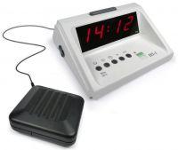 Ds1 Digital Alarm Clock With Vibrating Pad