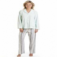 Ladies Terry Fleece Bed Jacket