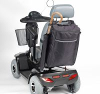 Mobility Bag With Crutch-walking Stick Holders