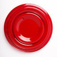 Wide Rim Plates