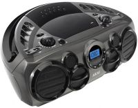 Akai Aprc90at Switch Adapted Portable Boombox Ghettoblaster Cd Player
