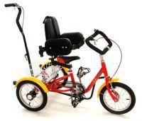 Musketeer Rear Steer Tricycle