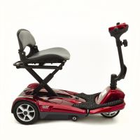 Curlew Auto Folding Scooter