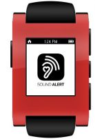 Soundalert App With Pebble Smartwatch