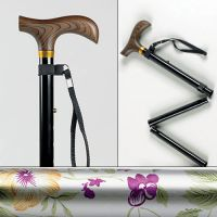 Luxury Folding Walking Stick