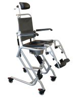 Rise Iiis Elevating Bathing And Commode Chair