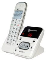 Amplidect 295 Amplified Cordless Telephone With Answering Machine