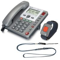 Powertel 97 Alarm Amplified Big Button Telephone