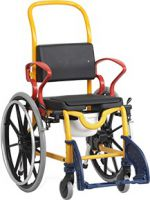 Stalham Paediatric User Propelled Shower Chair And Commode