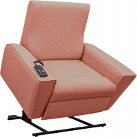 Bradbury Tilt In Space Twin Motor Riser Recliner