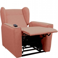 Bradbury Bariatric Tilt In Space Twin Motor Riser Recliner