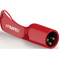 Airsafe Plug For Mobility Scooter Or Power Chair