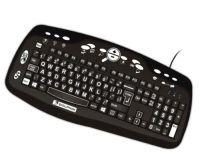 Dolphin Large Print Keyboard