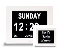 Dementia Day Dual Display Clock