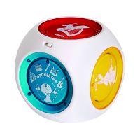 Musical Cuboid Sensory Toy